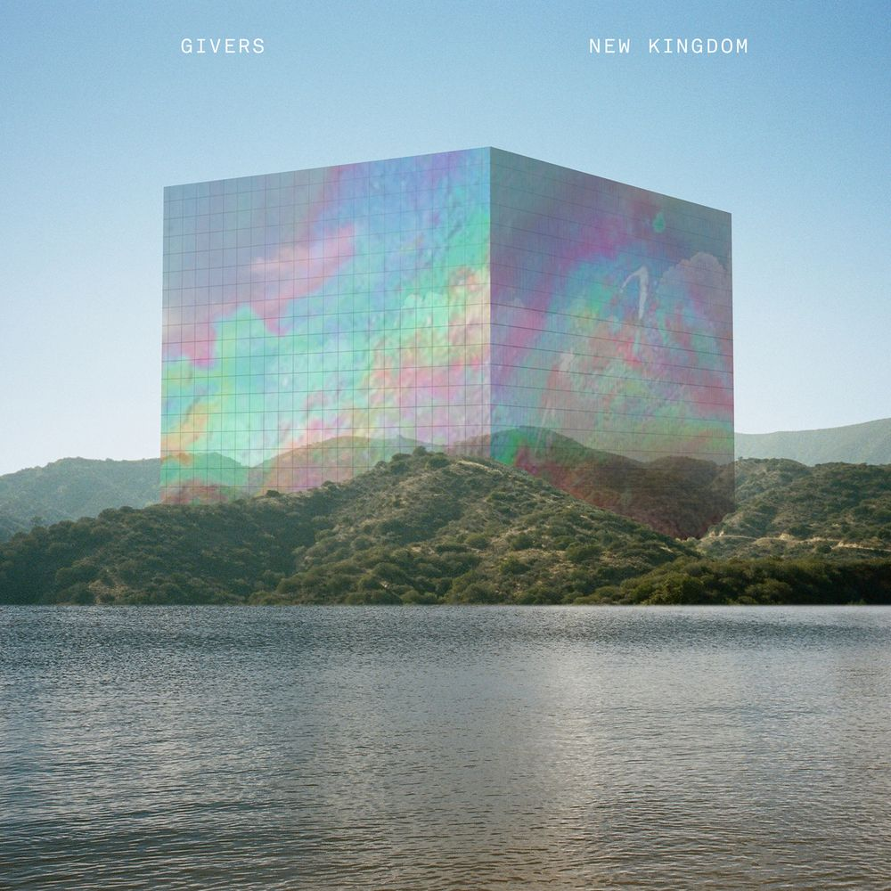 "Givers, ""New Kingdom"" (2015) #обложкаальбома"