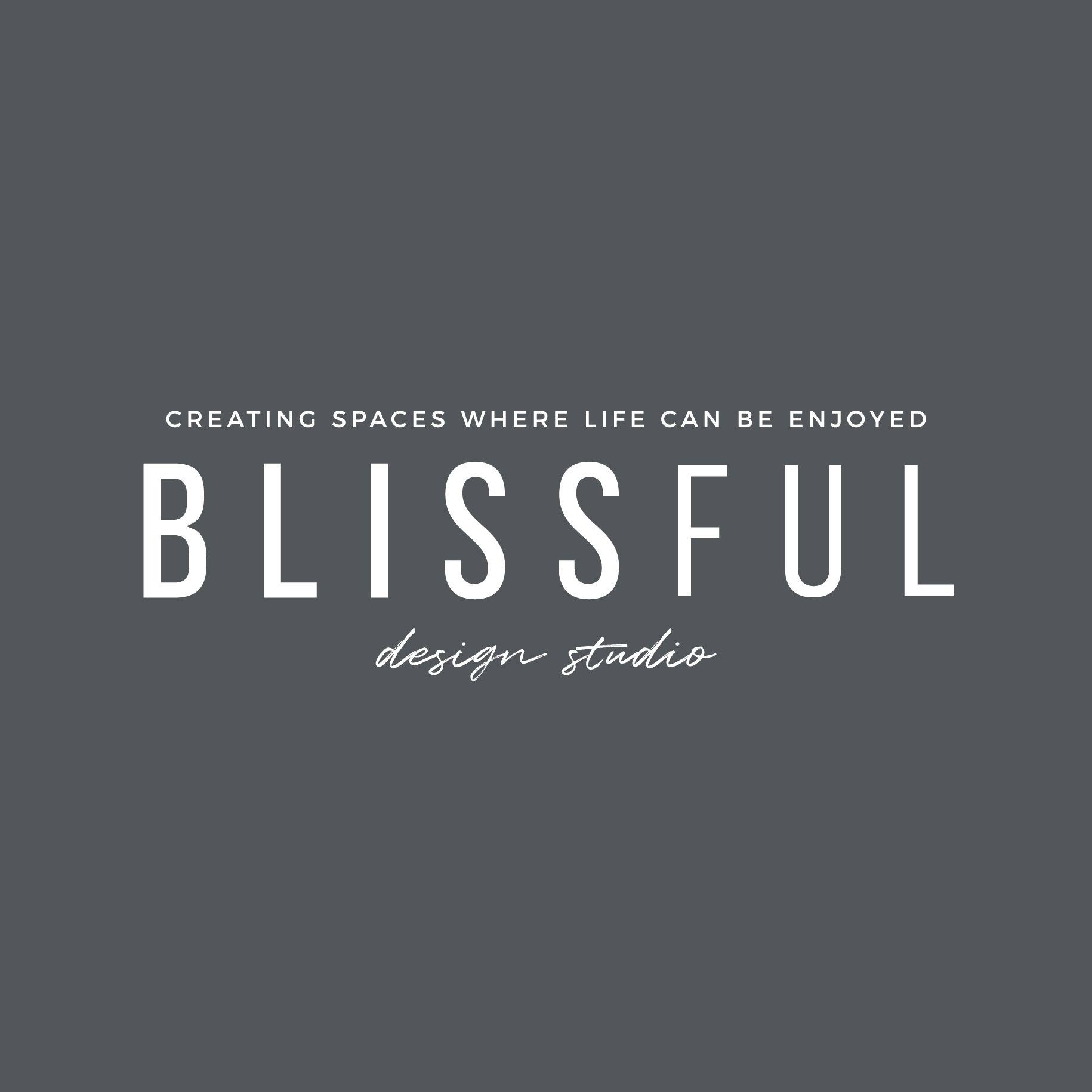 Blissful Design Studio Branding Website Design With Images