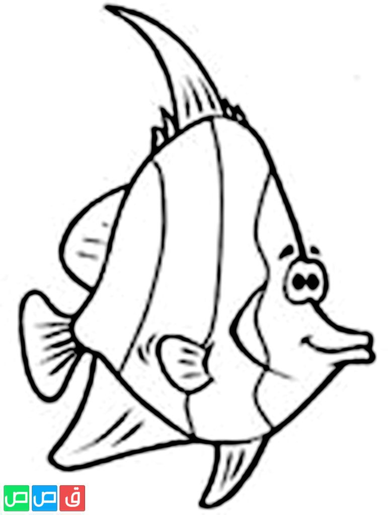 صور سمك للتلوين Animal Coloring Pages Fish Coloring Page Coloring Pages