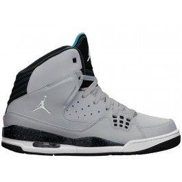 best loved 58fbf af875 Nike Air Jordan Flight SC-1 Spizike Sneakers   Schoenen - Wolf  Grey White-Neo Turquoise - MAAT 36 please!  )