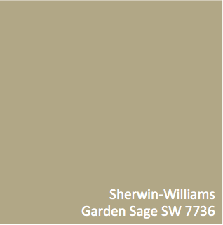 Sherwin Williams Garden Sage Sw 7736 Hgtv Home By Sherwin Williams Paint Color