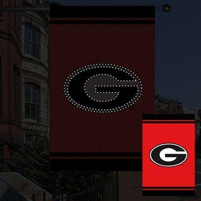 NCAA Georgia Bulldogs Yard Spinner