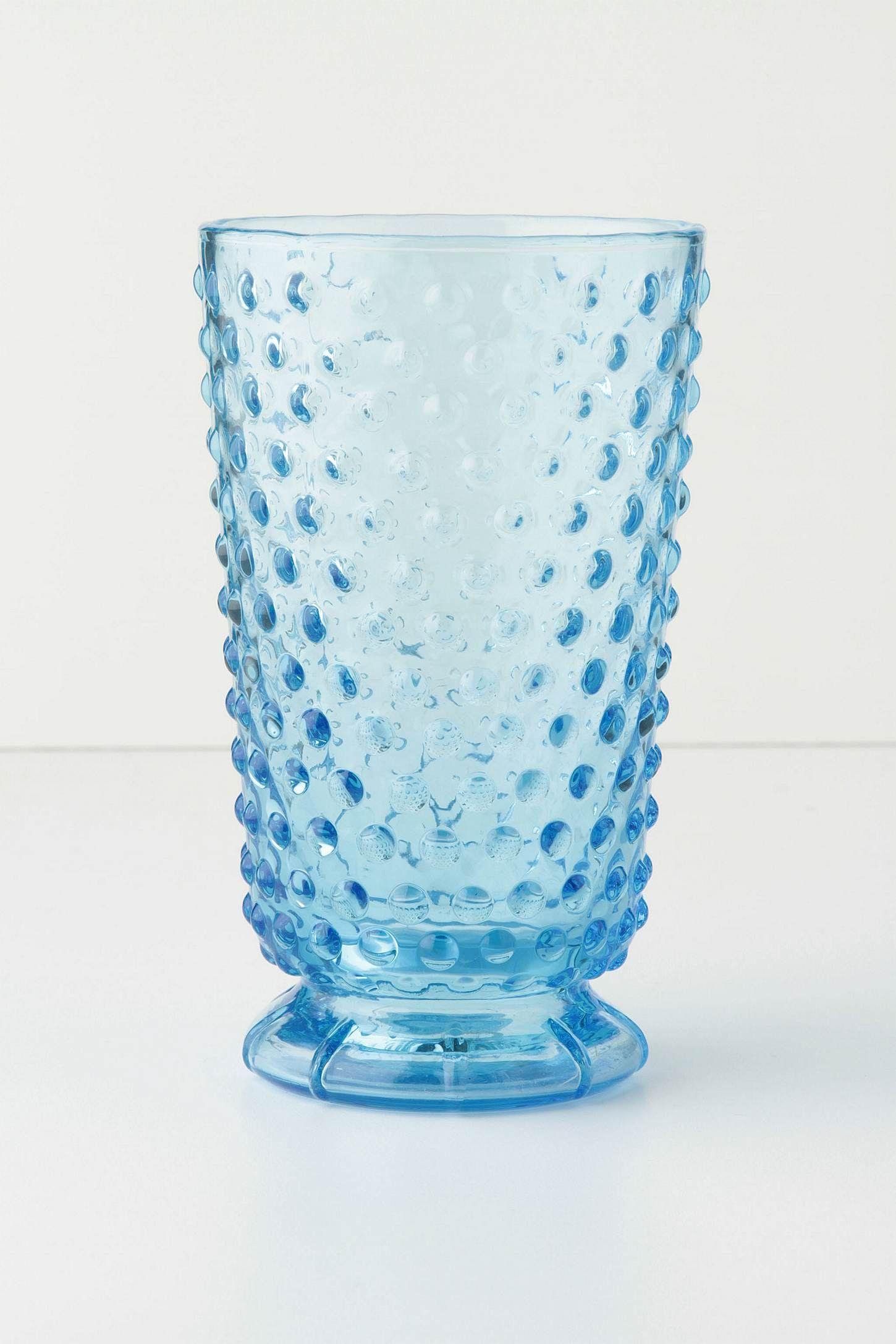 Hobnail Tumbler | Vintage Drinking Glasses... | Pinterest | Tumbler ...