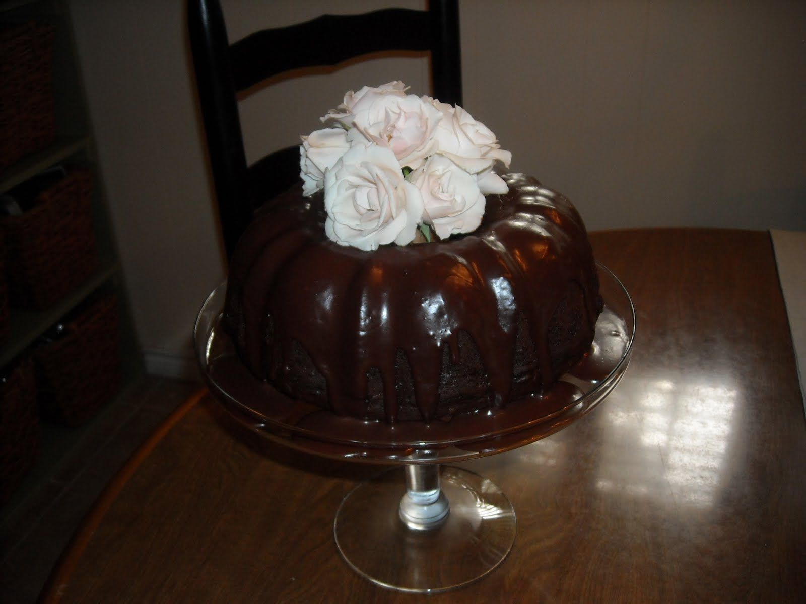 Easy way to decorate a bundt cake Cake, Cake decorating