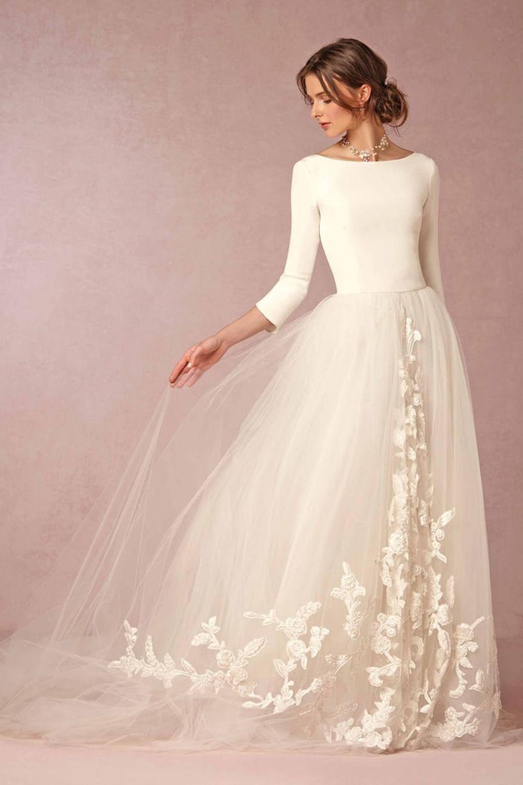 Famoso Non Wedding Dress Ideas Ornamento Elaboración Festooning ...