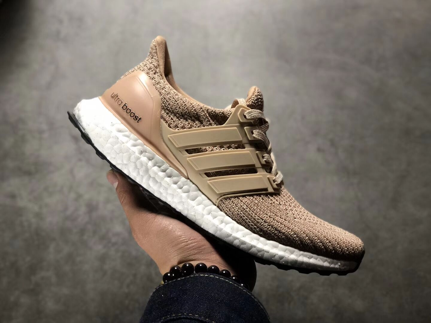 e9eba8346d742 Adidas Ultra Boost 4.0  Champagne Pink Real Boost5
