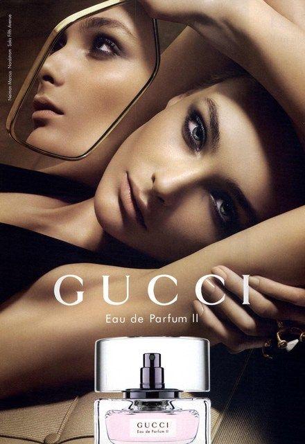 Risultati immagini per gucci eau de parfum 2 advertisement