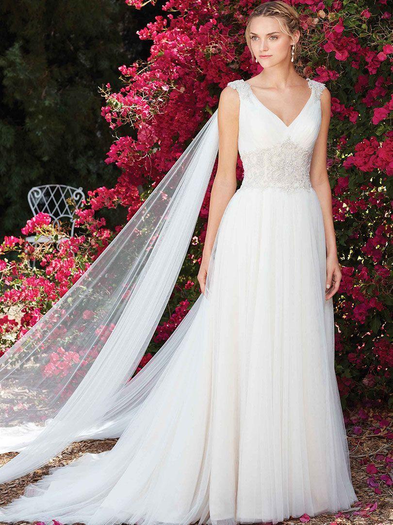 Casablanca bridal style dahlia secret garden collection