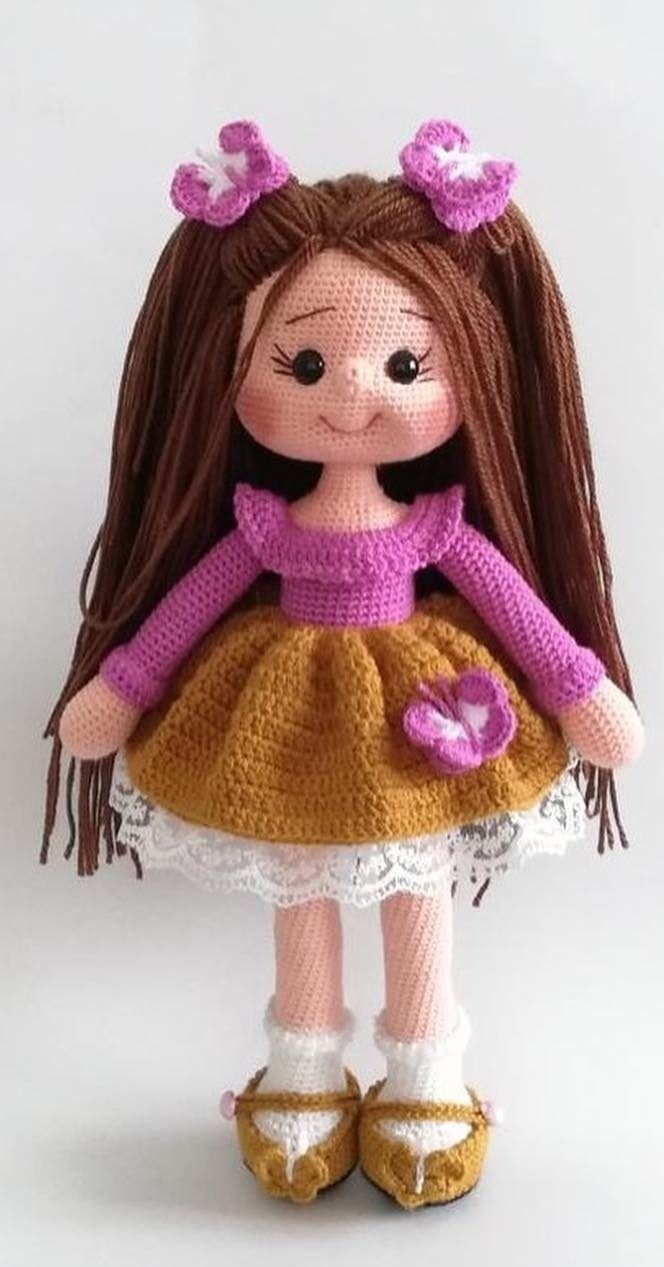 37+ Free Amigurumi Crochet Doll Pattern and Design ideas - Page 30 of 37 - Daily Crochet!