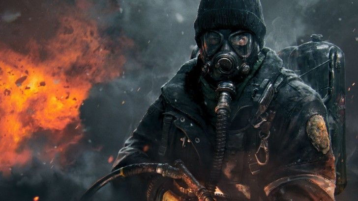 how to get masks the division