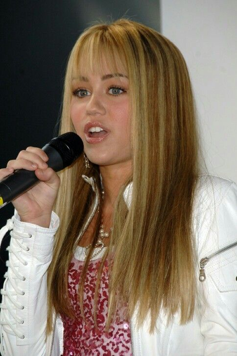 Hannah Montana Hair Styles Hair Medium Hair Styles