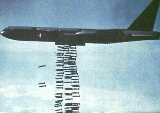 """B 52 Carpet Bombing planesawesome: """" Car..."""