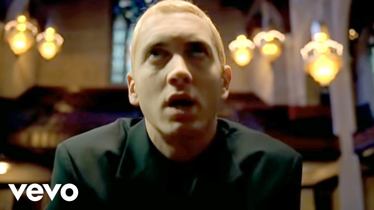 Eminem Cleanin' Out My Closet (Official Video) (With