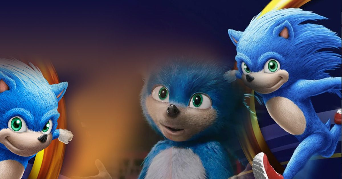 Entire Internet Is Upset With Sonic S Live Action The Studio Is Changing It Live Action Pokemon Sonic