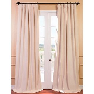 Soft Pink Blackout Curtains - Rooms