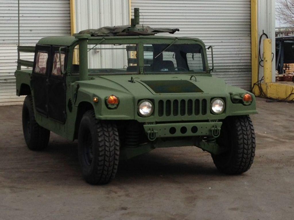 Eastern Surplus Hummer Truck Army Vehicles Shtf Vehicle