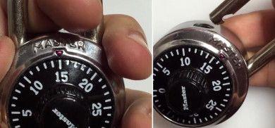 crack any master combo lock | Secret to Opening Any Master Combo Lock in 8 Tries Or Less
