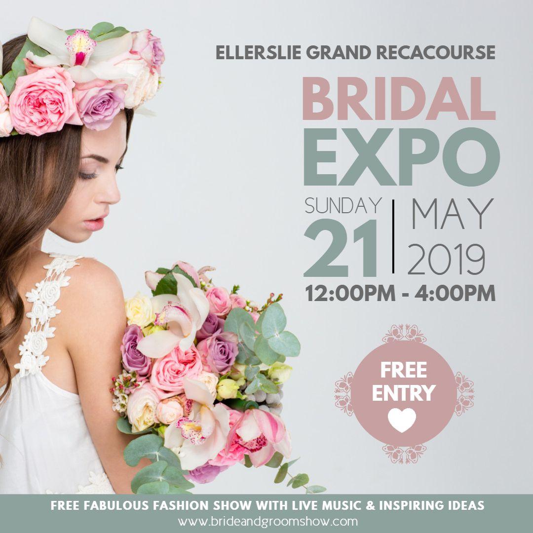 Wedding Expo Invitation  Bridal expo, Wedding expo, Wedding fair