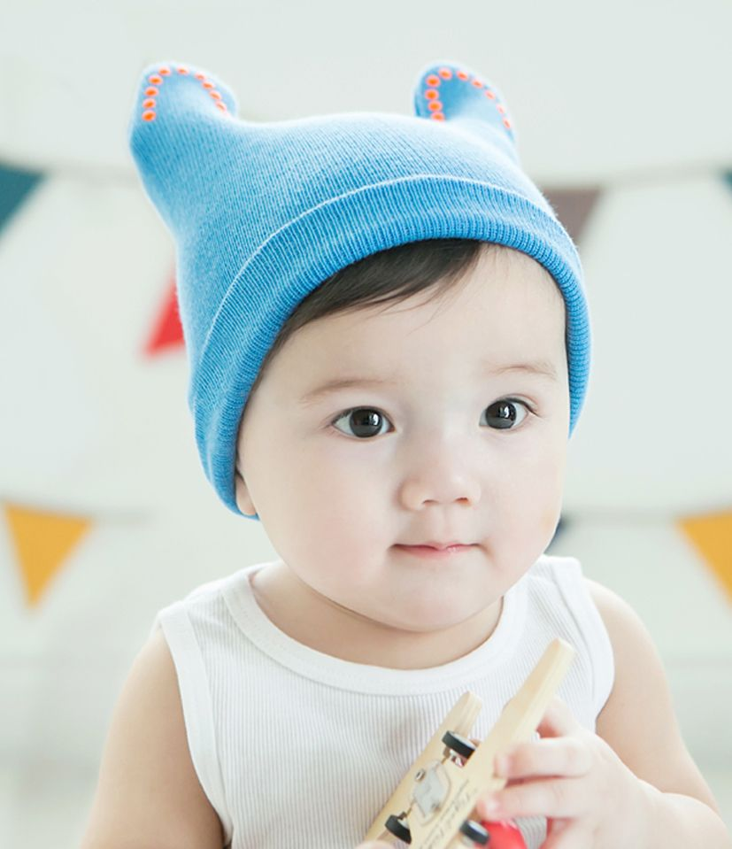 Baby bed zomer - Baby Hat From Happy Prince