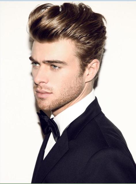 Smart 2014 Hair Trends For Men   Hairstyles   Pinterest   Men ...