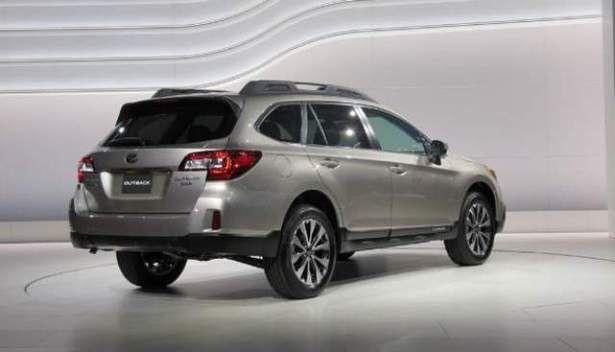 2017 Subaru Outback Release Date