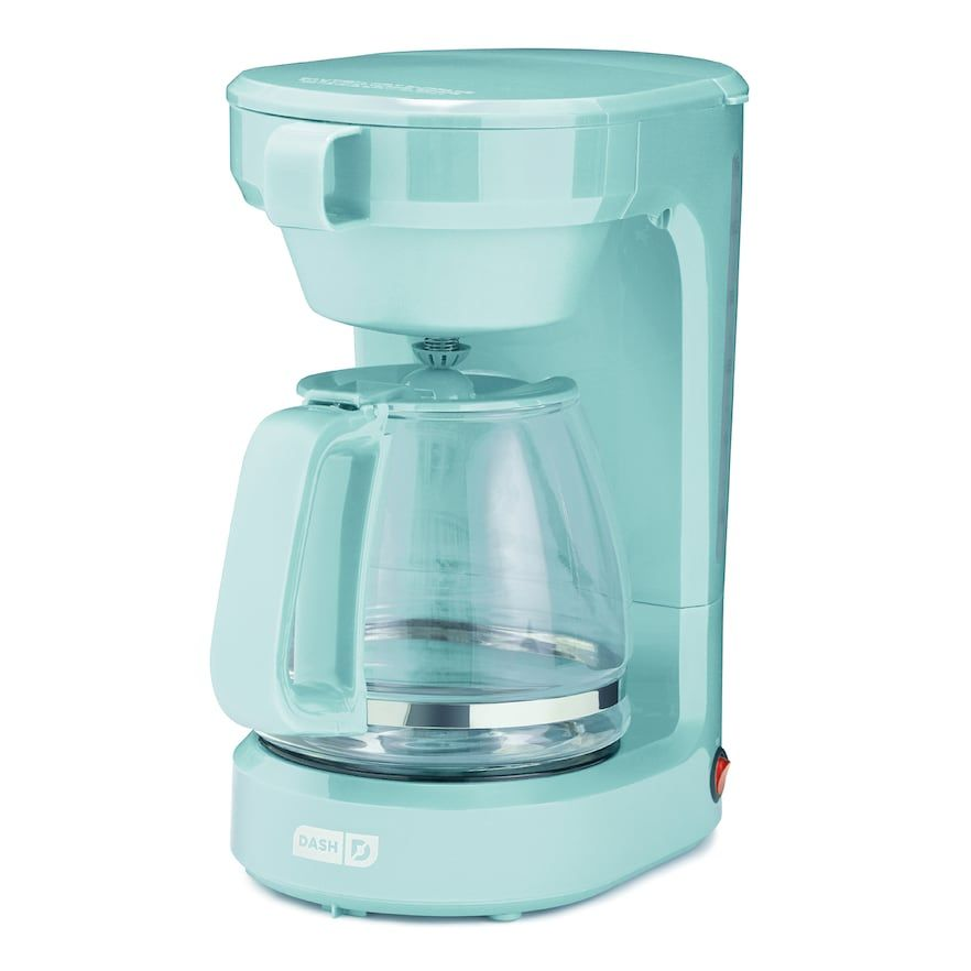 Dash 12cup express coffee maker blue coffee maker