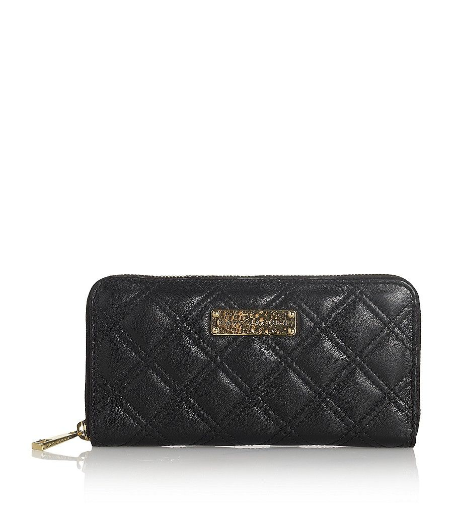 Marc Jacobs The Deluxe Quilted Wallet