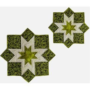 Triplet Placemats and Table Toppers Quilt Pattern | Quilting ... : free table top quilt patterns - Adamdwight.com