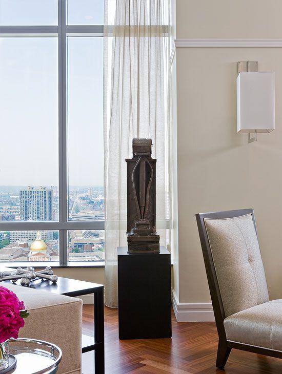 Ritz Carlton Penthouse \u2013 Elms Interior Design - Contemporary Living