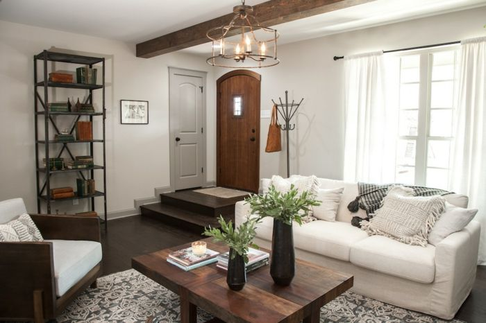 ▷ 1001 + Ideen für moderne Wohnzimmer Landhausstil Einrichtung - wohnzimmer ideen modern