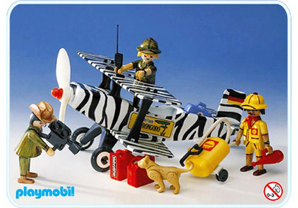 Spielzeug Flugzeug Playmobil