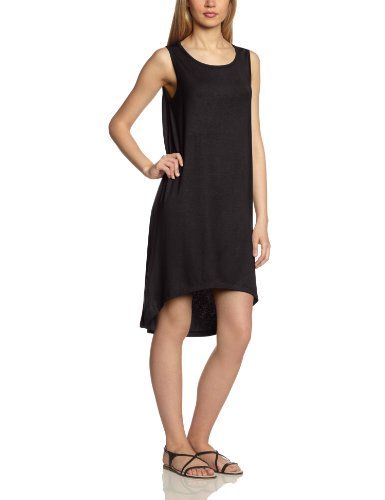 Amazon kleid schwarz knielang