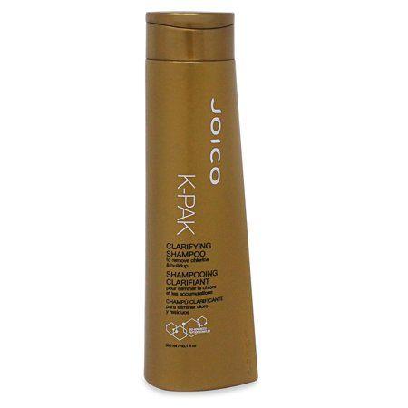 Joico K-Pak Clarifying Shampoo 10 1 Oz, Multicolor