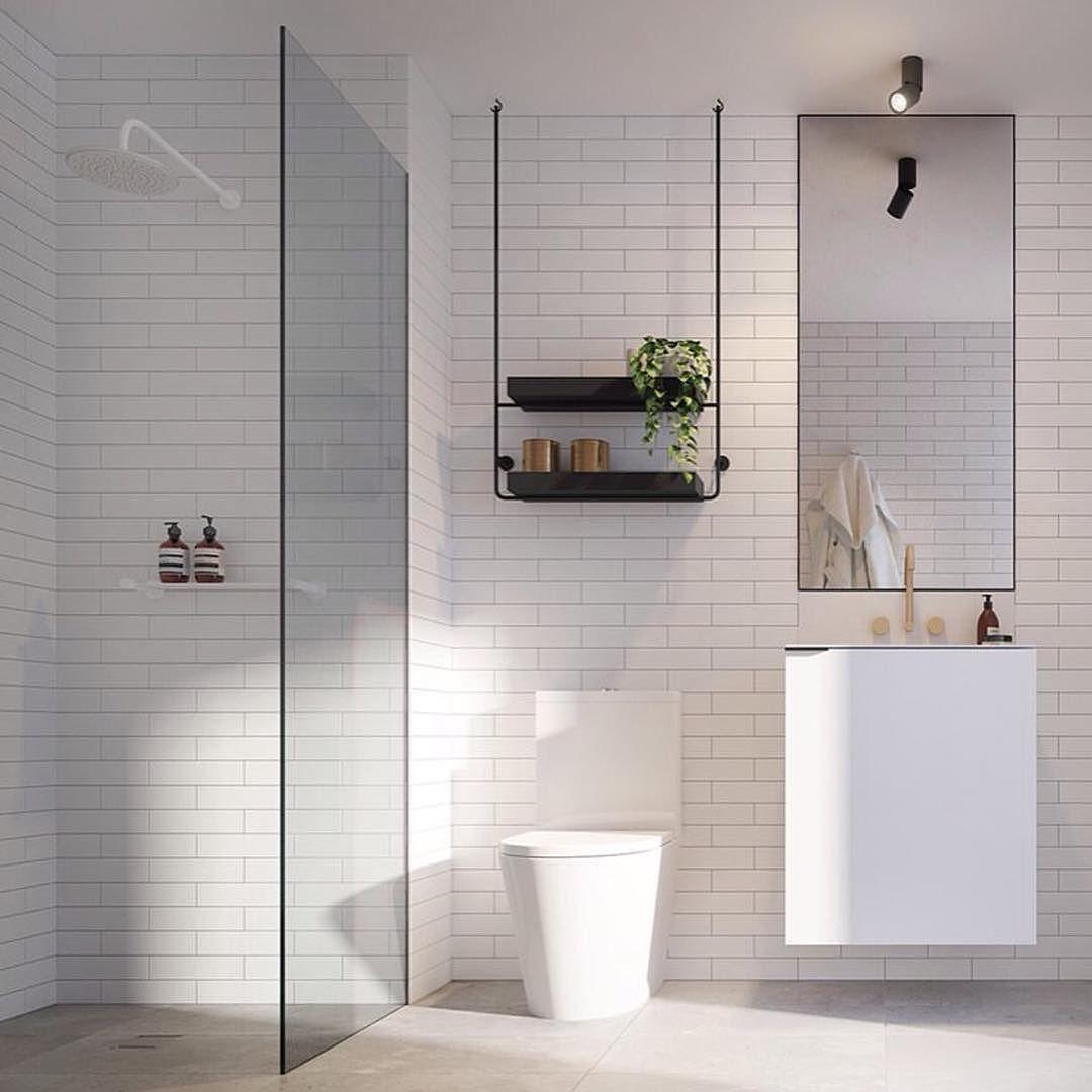 Bathroom inspo via @dko_architecture ... #bathroom #dkoarchitecture #urbancouturedesign