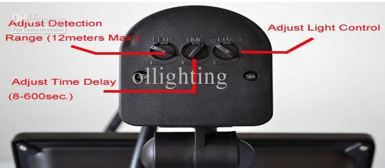 Exterior Flood Light Motion Sensor I installed the light and when