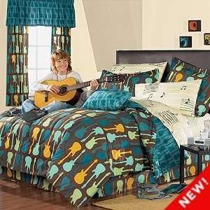 Guitar Bed Sheets