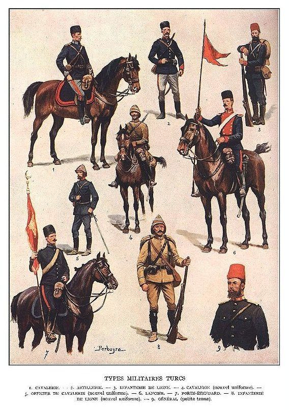 OTTOMAN EMPIRE PICTURE I (316) | par OTTOMAN IMPERIAL ARCHIVES