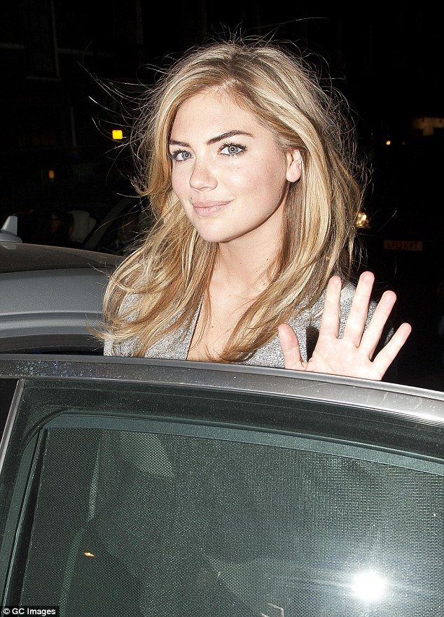 Is kate upton natural