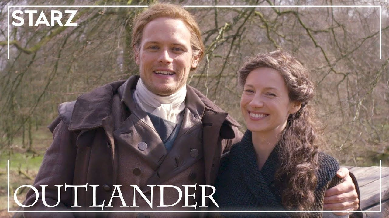 Outlander Season 5 In Production Starz With Images