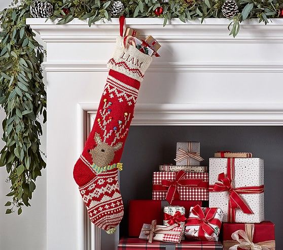 Merry & Bright Stockings | Lola the Dorkie | Pinterest | Merry and ...