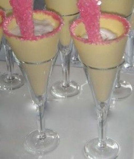 BAR-CANDY edible chocolate champagne glasses liz green - Google Search