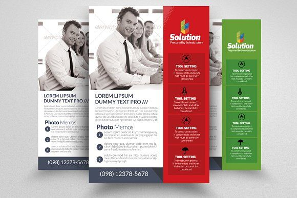 Business Training Agency Flyer by Business Flyers on @creativemarket