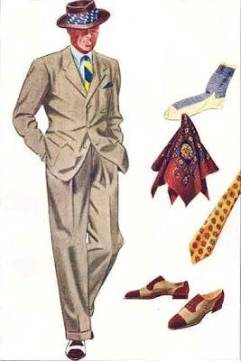 Vintage Men Suit Coat Fashion Illustration Google Search Vintage Suit Men 1950s Fashion Menswear 1940s Mens Fashion