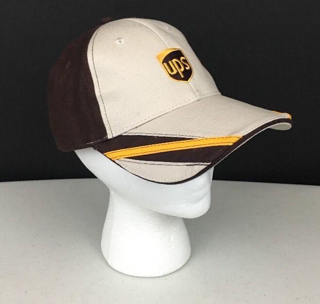 728d1c3e79c United Parcel Service UPS Baseball Hat Cap  fashion  clothing  shoes   accessories  mensaccessories  hats (ebay link)