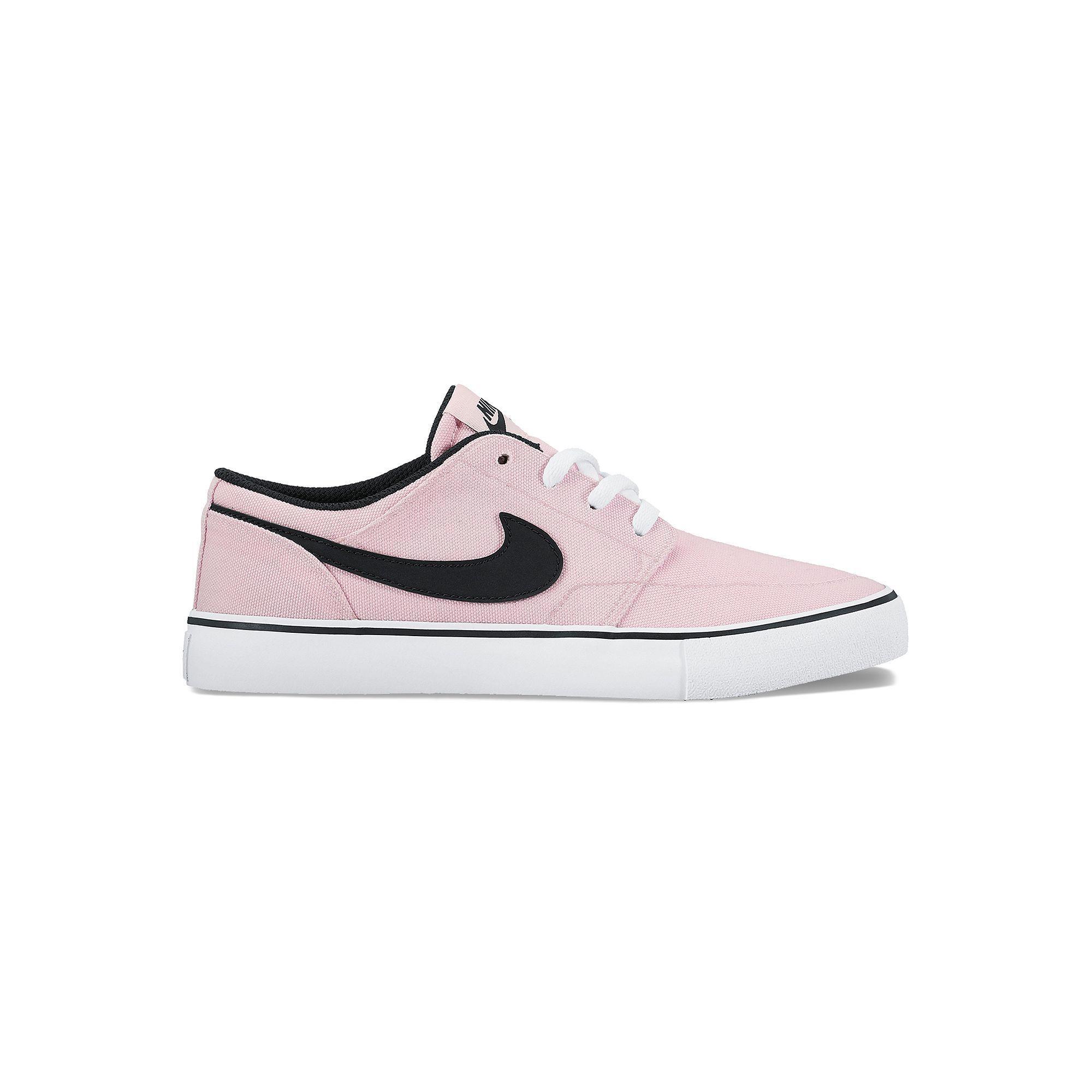 Nike SB Portmore II Grade School Skate Shoes  d28c1af30