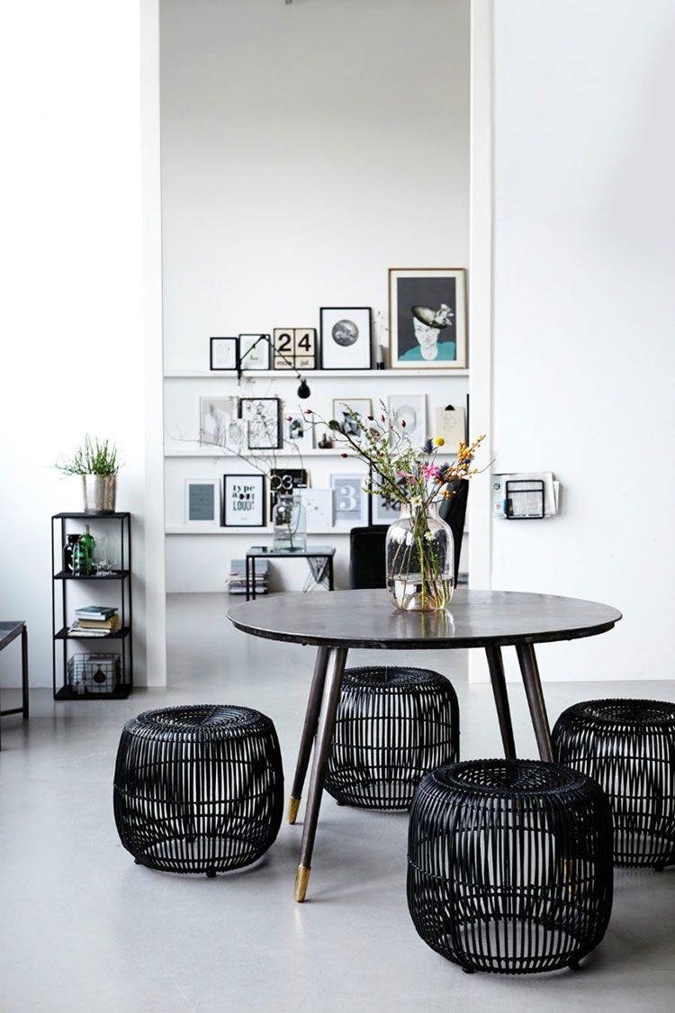 Panche e sedie di design per tavolo da pranzo 30 idee di for Sedie svedesi design