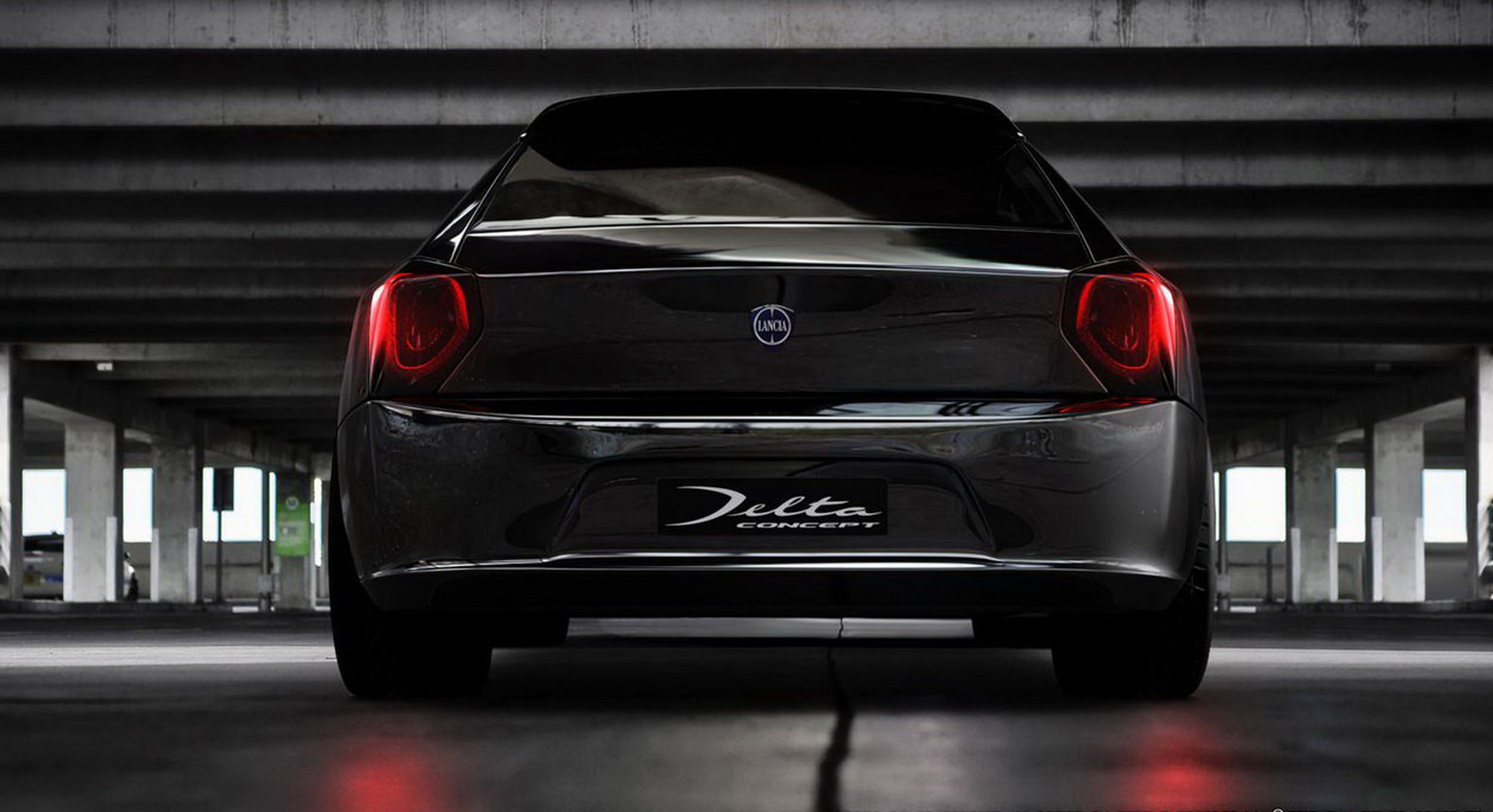 Nuova Lancia Delta Hf Integrale Concept Galleria Foto E
