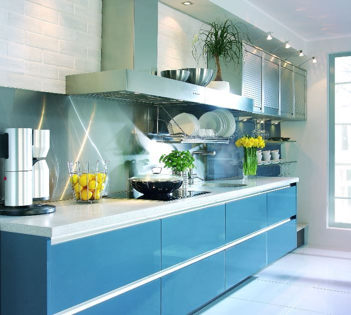 Lacquered Kitchens Modern Kitchen Apartment Gloss Cabinets Online Kitchen Cabinets