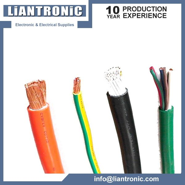 Ul 1015 For Awg 28 Stranded Bare Copper Wire Ul 1015 Pvc Insulated Copper Wire Ul 1015 Electronics Technology Electrical Supplies Copper Wire
