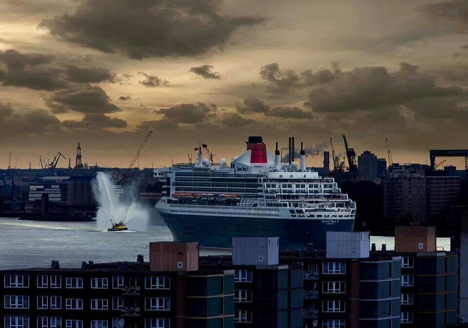 Rotterdam, cruisestad (via Gers)
